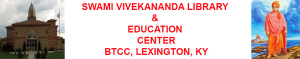 Inauguration of Vivekananda Library & Education Center at BTCC KY - January 2016